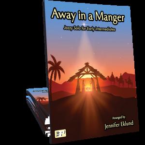 Away in a Manger - Lyrical Jazz Solo