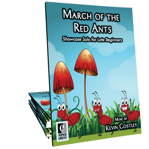March of the Red Ants