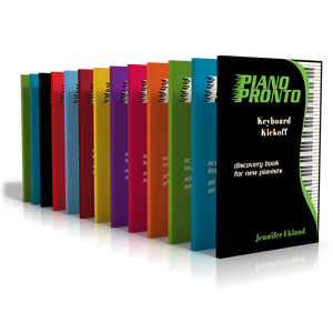 Piano Pronto® Teacher Starter Pack