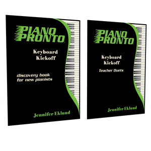 Keyboard Kickoff Essentials (Method Book & Teacher Duets)
