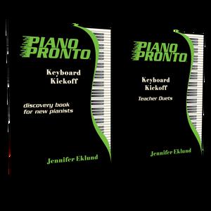 Keyboard Kickoff Teacher Essentials (Student Book & Teacher Duets)