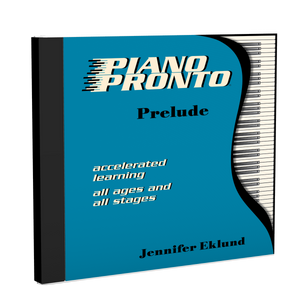 Recordings: Piano Pronto®, Prelude (Digital Download - Mp3s)