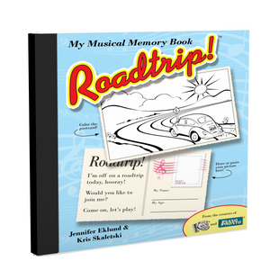 Vocal Recordings: Roadtrip!™ (Digital Download - Mp3s)