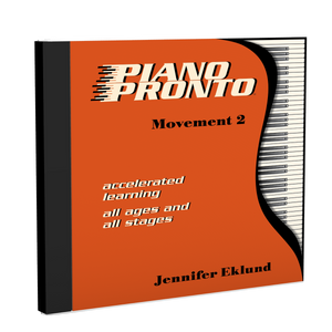 Recordings: Piano Pronto®, Movement 2 (Digital Single User: Mp3 Files)