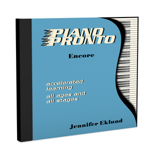 Recordings: Piano Pronto®, Encore (Digital Download - Mp3s)