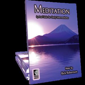 Meditation - Music by Rick Robertson