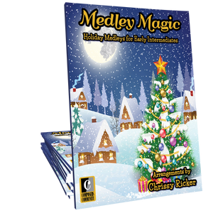 Medley Magic - Holiday Songbook by Chrissy Ricker