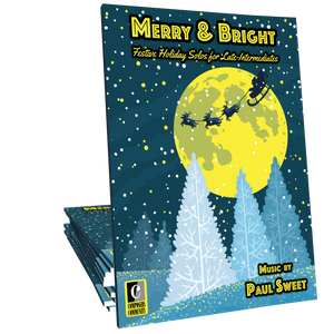 Merry & Bright - Holiday Songbook by Paul Sweet