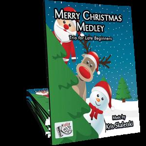 Merry Christmas Medley Trio