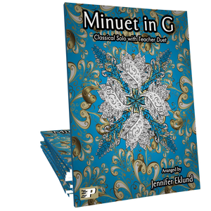 Minuet in G (with teacher duet)
