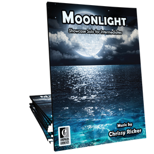 Moonlight - Music by Chrissy Ricker