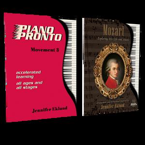 Movement 3 Mozart Pack