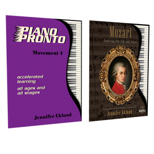 Movement 4 Mozart Pack