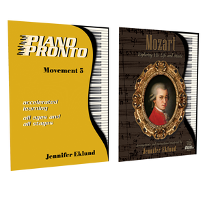 Movement 5 Mozart Pack