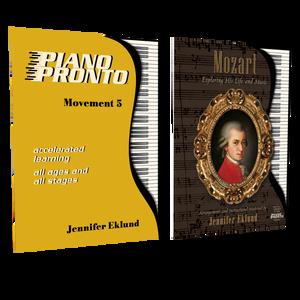 Movement 5 Mozart Pack