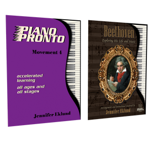Movement 4 Beethoven Pack