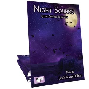 Night Sounds - Music by Sarah Reaser O'Brien