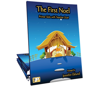 """The First Noel (from """"First Christmas Solos"""")"""
