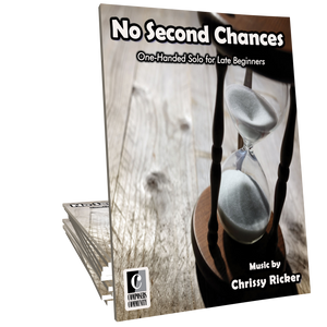 No Second Chances - One-Handed Solo by Chrissy Ricker