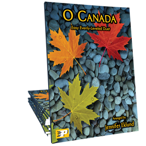 O Canada (Evenly-Leveled Duet)