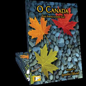 O Canada (Evenly-Leveled Duet)