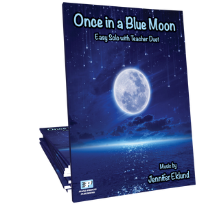Once in a Blue Moon (from Pronto Pizazz Volume 2)