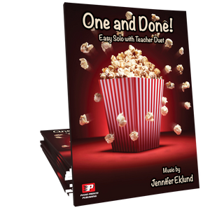 One and Done! (from Pronto Pizazz Volume 2)