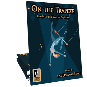 On the Trapeze - Duet by Lisa Donovan Lukas