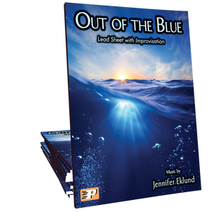 Out of the Blue (Lead Sheet)