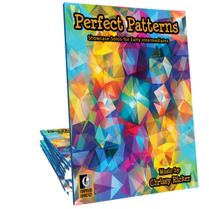 Perfect Patterns - Songbook by Chrissy Ricker