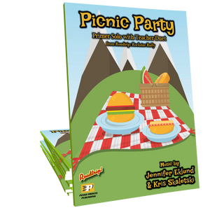Picnic Party (from Roadtrip®: Rockstar Rally)