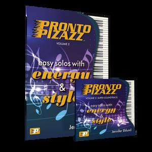 Pronto Pizazz Volume 2 Student Essentials