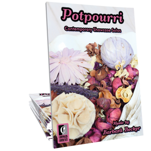 Potpourri - Songbook by Barbara Becker