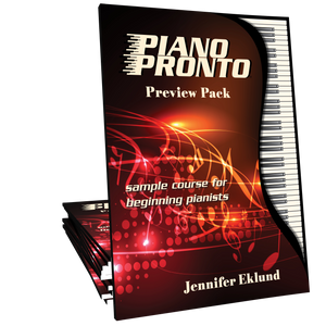 Piano Pronto®: Preview Pack