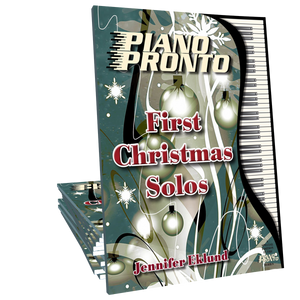 First Christmas Solos: Teacher Duets (Digital Download)