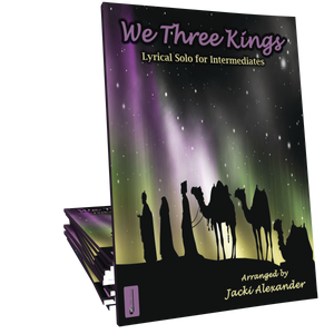 We Three Kings by Jacki Alexander