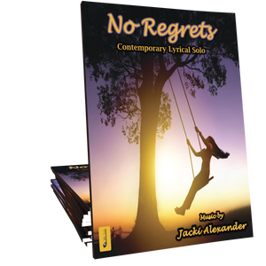 No Regrets by Jacki Alexander