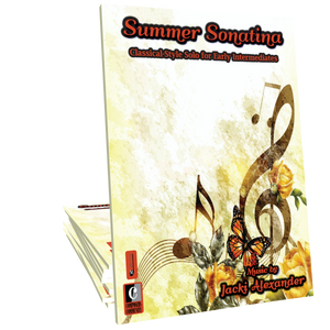 Summer Sonatina - Music by Jacki Alexander