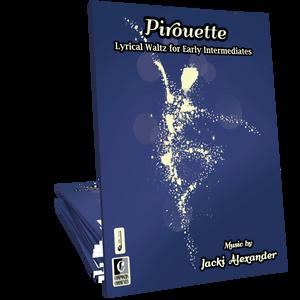 Pirouette - Music by Jacki Alexander