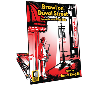 Brawl on Duval Street - Music by James King III