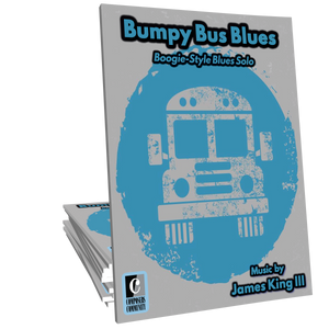 Bumpy Bus Blues - Music by James King III