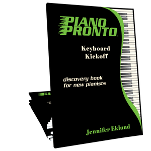 Piano Pronto®: Keyboard Kickoff **ONE-DAY SALE**