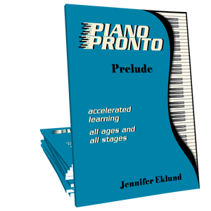 Piano Pronto®: Prelude **ONE-DAY SALE**