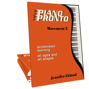 Piano Pronto®: Movement 2