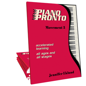 Piano Pronto®: Movement 3