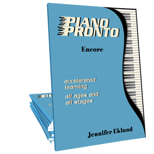Piano Pronto®: Encore