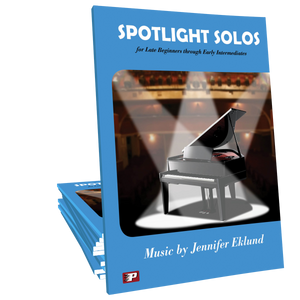 Spotlight Solos Volume 1 **DEAL of the Week - Save 40%**