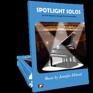 Spotlight Solos Volume 1