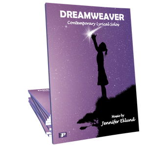 Dreamweaver: Contemporary Lyrical Solos