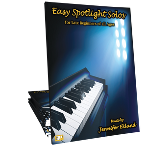 Easy Spotlight Solos Songbook **DEAL OF THE WEEK**